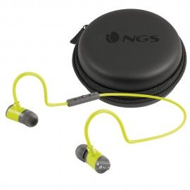 AURICULARES INALÁMBRICOS NGS BT SPORT AERPHONES ARTICA SWING