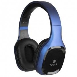 AURICULARES INALÁMBRICO NGS ARTICA SLOTH BLUE