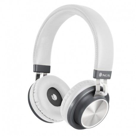AURICULARES INALÁMBRICOS NGS ARTICA PATROL WHITE