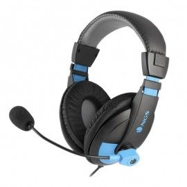 AURICULARES PC NGS HEADSET MSX9 PRO BLUE